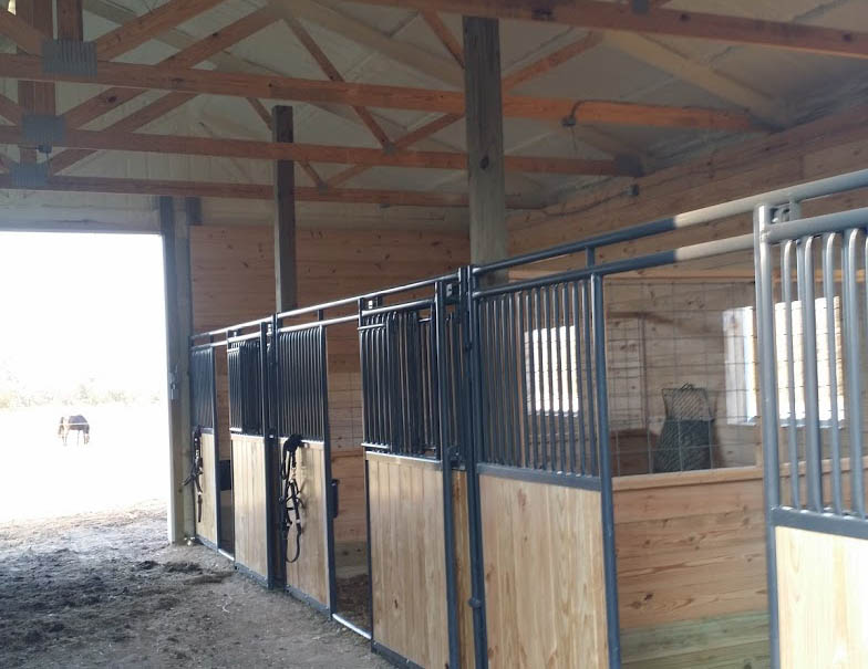 pole barn construction houston