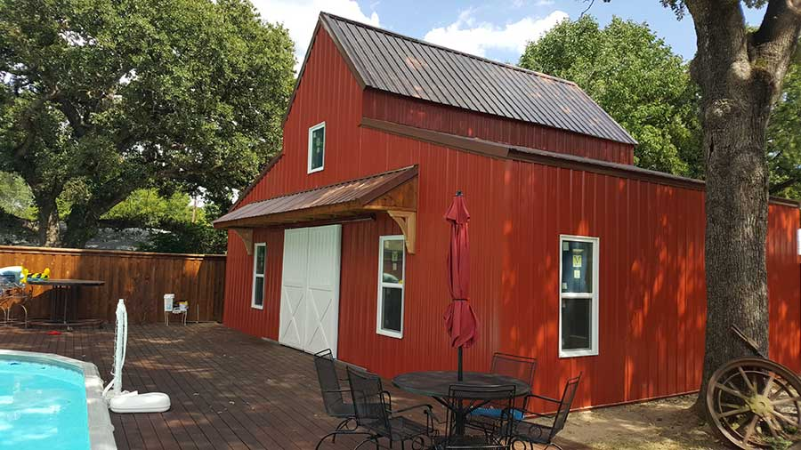 Our Gallery - Texwin Pole Barns