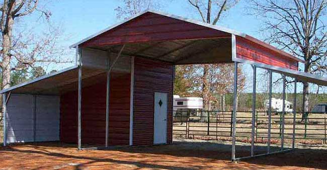 Texwin Pole Barns Pre Fabricated Pole Buildings In Texas